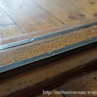 Metallister - en del av en byggnads historia