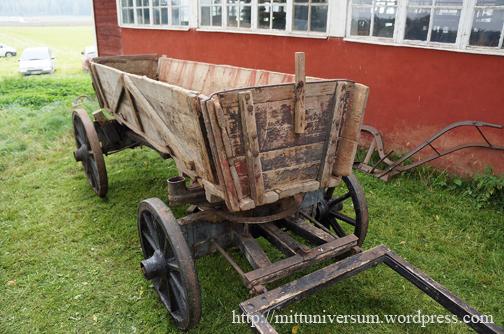 gödselvagn