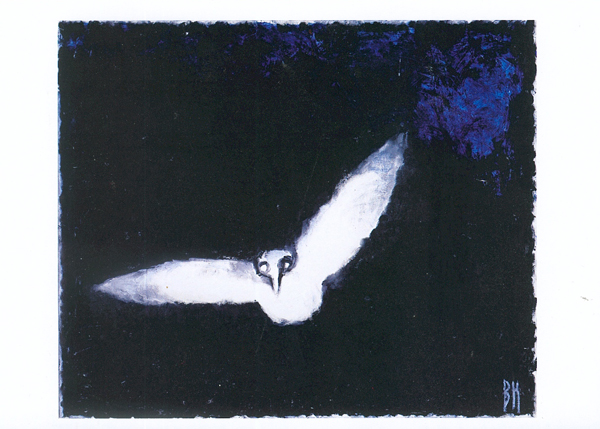 Berta Hansson - Sista fågeln