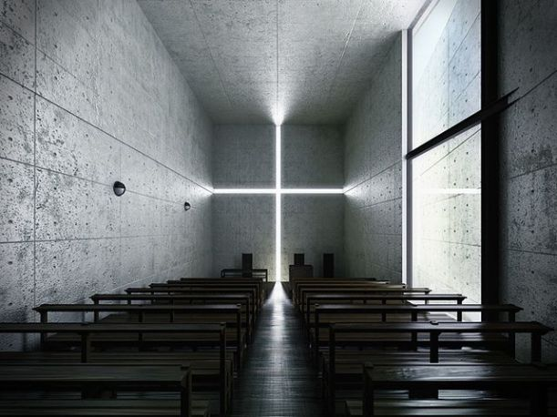 Tadao Ando, Church of Light