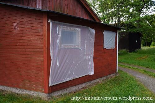 fönsterrenov mjölkrummet