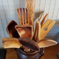 Nötta köksredskap till nytta
