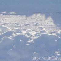Kyla, snö och mörker