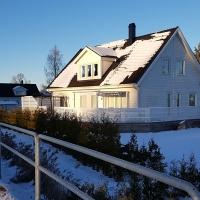 Landsbygdsdröm - vita hus utan platsanknytning