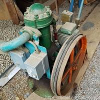 Den gamla mjölkmaskinen